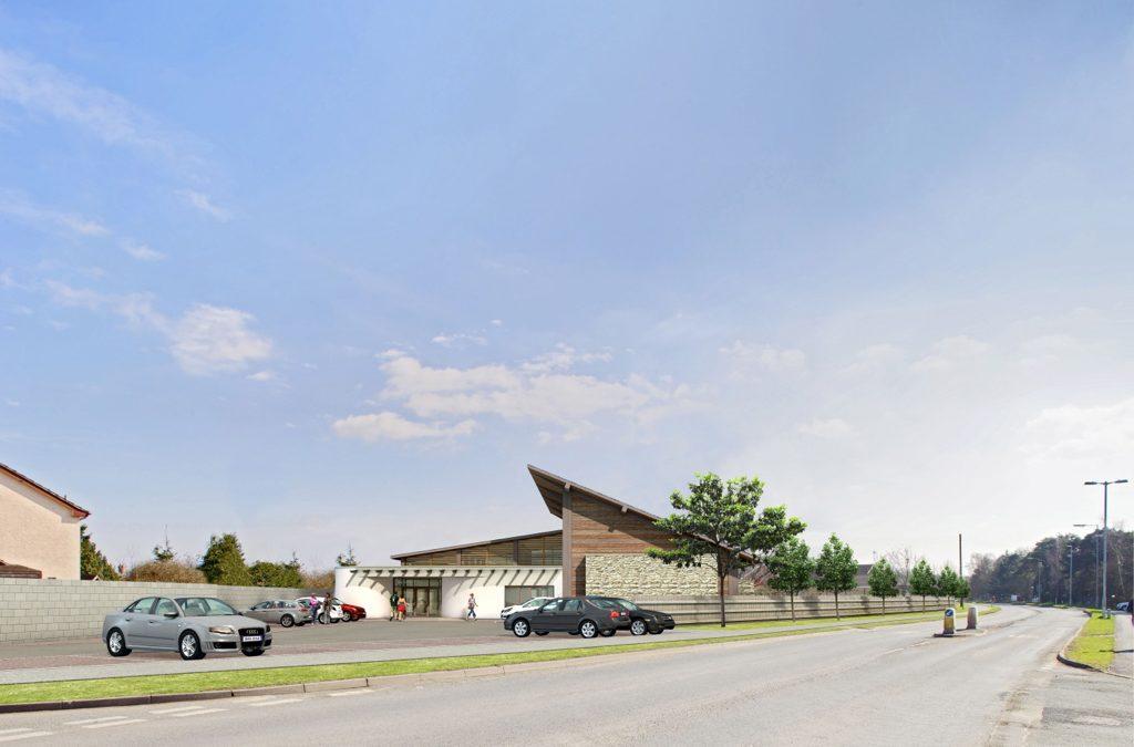 Presteign Memorial Hall